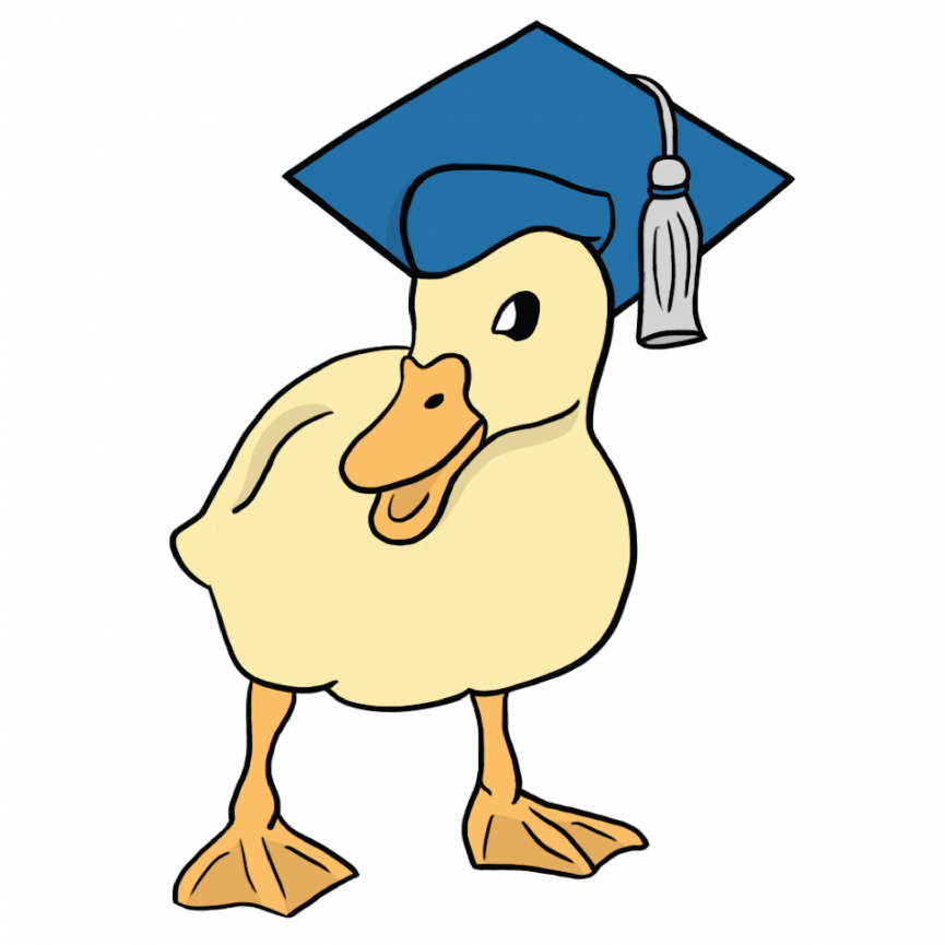 LearningDITA duck
